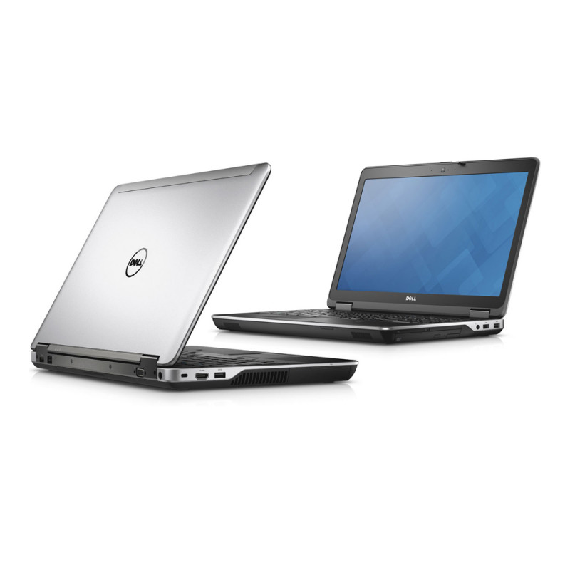 Dell Latitude E6540; Core i5 4300M 2.6GHz/8GB RAM/256GB SSD NEW/battery NB