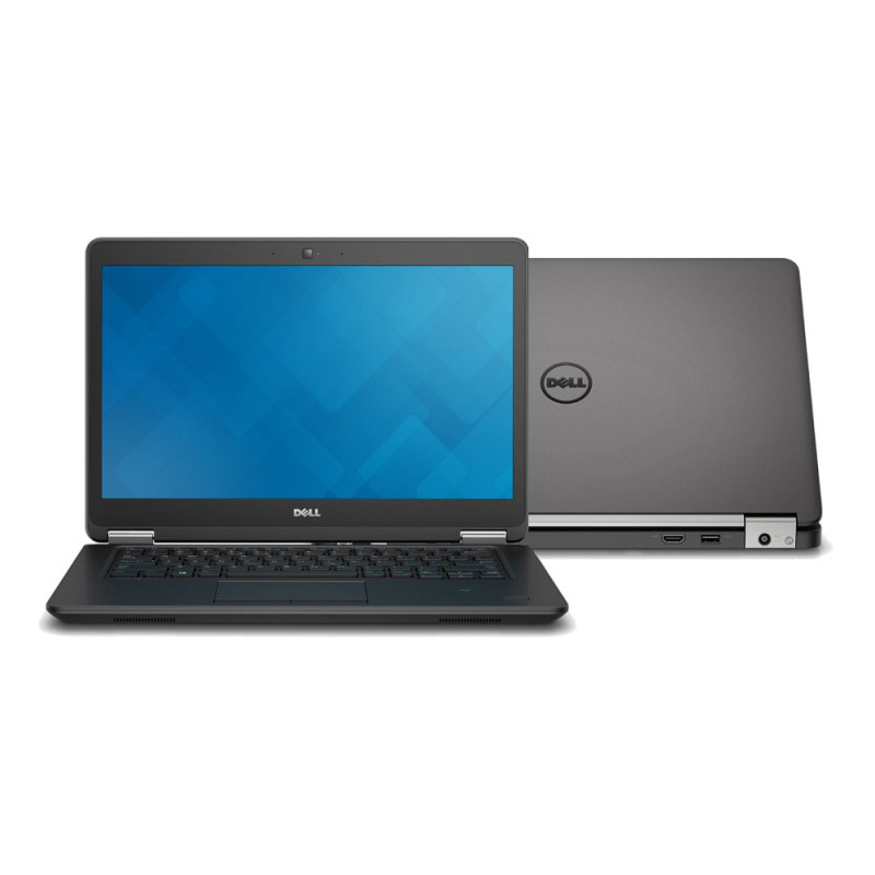 Dell Latitude E7450; Core i5 5300U 2.3GHz/8GB RAM/256GB mSATA/battery VD