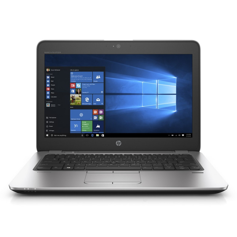 HP EliteBook 820 G3; Core i5 6300U 2.3GHz/8GB RAM/256GB M.2 SSD NEW/battery VD