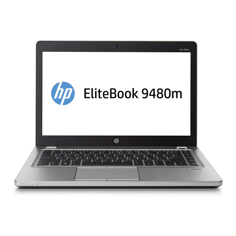HP EliteBook Folio 9480m; Core i5 4310U 2.0GHz/8GB RAM/128GB SSD/battery VD