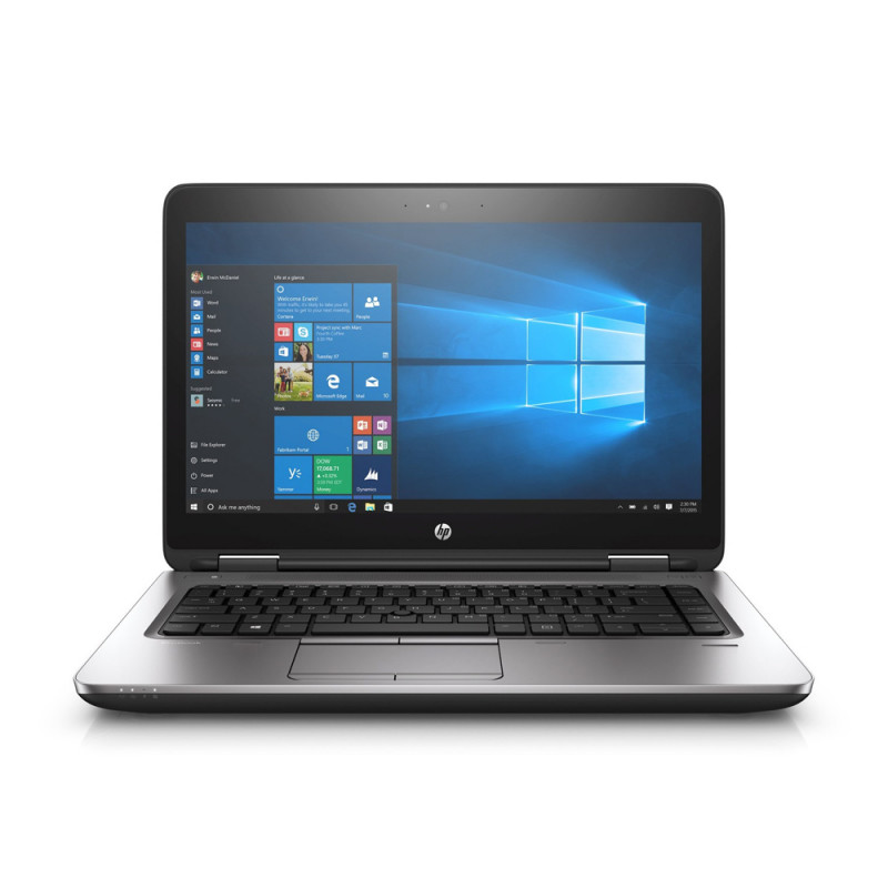 HP ProBook 640 G2; Core i5 6300U 2.4GHz/8GB RAM/256GB SSD NEW/battery NB
