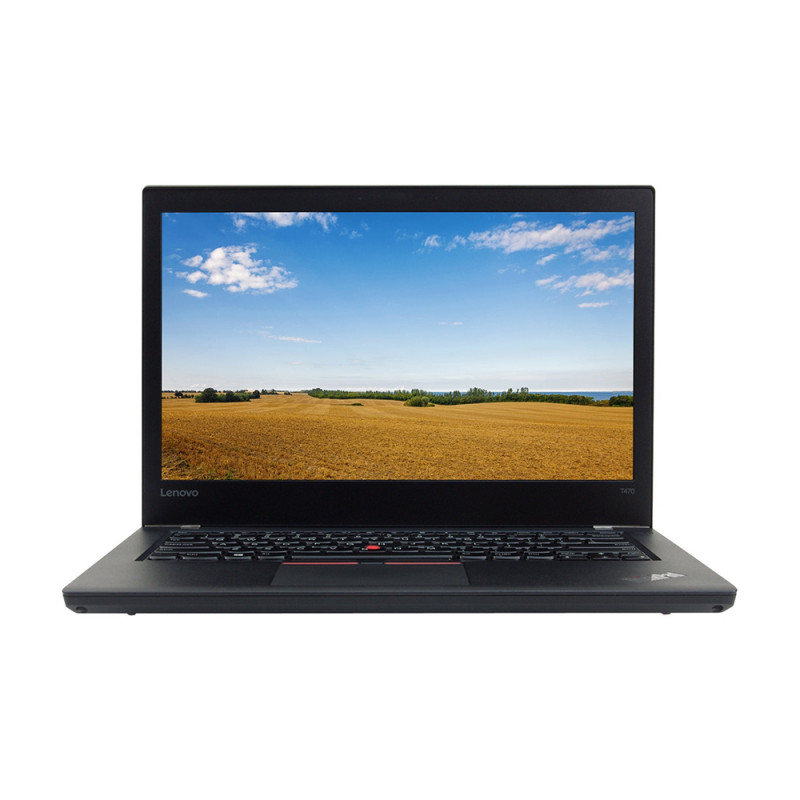 Lenovo ThinkPad T470; Core i5 6300U 2.4GHz/8GB RAM/256GB M.2 SSD NEW/battery VD
