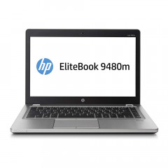 HP EliteBook Folio 9480m; Core i5 4310U 2.0GHz/8GB RAM/180GB SSD/battery VD