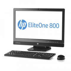 HP EliteOne 800 G1 AiO; Core i5 4590S 3.0GHz/8GB RAM/256GB SSD NEW