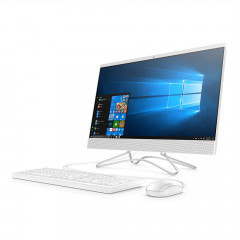 HP 24-f0024nl All-in-One; AMD A9-9425 3.1GHz/8GB RAM/128GB SSD PCIe+1TB HDD/HP Remarketed