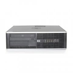 HP Compaq Elite 8200 SFF; Core i3 2120 3.3GHz/4GB RAM/250GB HDD