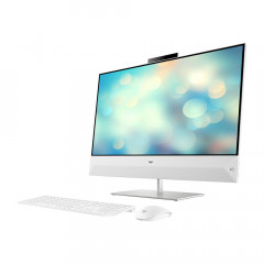 HP Pavilion 27-xa0090nf All-in-One; Core i5 9400T 1.8GHz/8GB RAM/1TB HDD/HP Remarketed