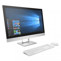 HP Pavilion All-in-One 27-r051nf; Core i5 7400T 2.4GHz/4GB RAM/1TB HDD/HP Remarketed