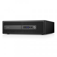 HP ProDesk 600 G2 SFF; Core i3 6100 3.7GHz/4GB RAM/500GB HDD