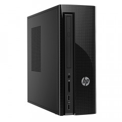HP Slimline 260-a102no; Celeron J3060 1.6GHz/4GB RAM/1TB HDD/HP Remarketed